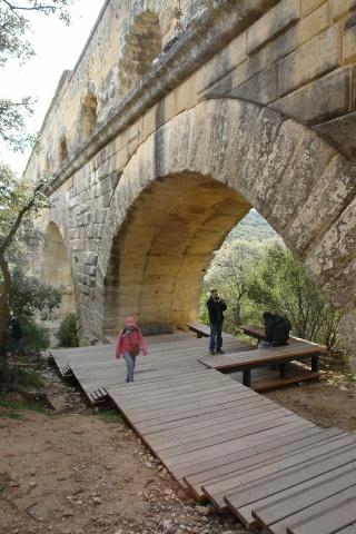 Belvédère du Pont du Gard